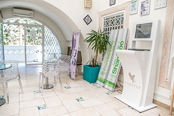 location et vente borne interactive tunisie