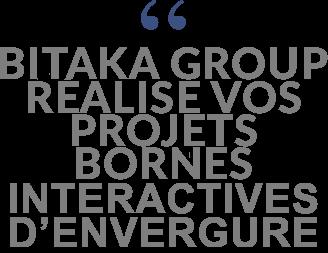 borne interactive tunisie